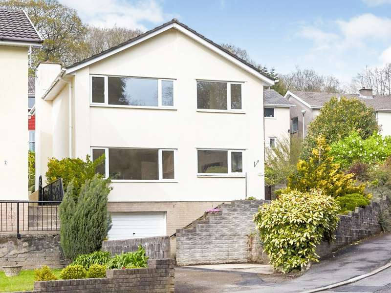 3 Bedrooms Detached House for sale in Leydene Close, Risca, Newport, NP11