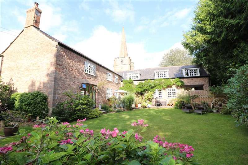 4 Bedrooms Property for sale in Linton, The Coach House, Ross-on-Wye