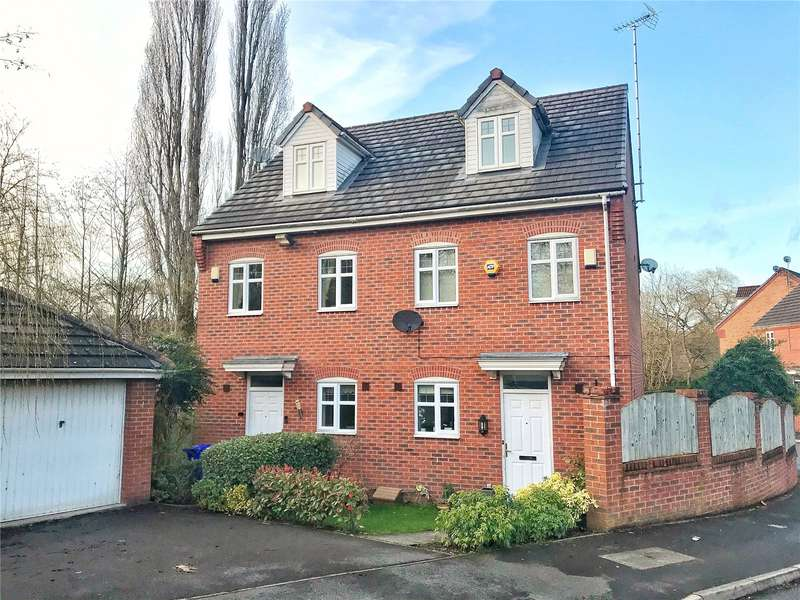 3 Bedrooms Semi Detached House for sale in Roch Bank, Blackley/Crumpsall, Manchester, M9
