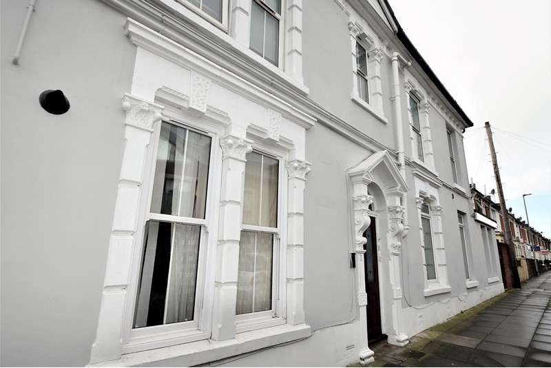 1 Bedroom Apartment Flat for sale in Copnor Road, PO3 5AB , Portsmouth, Portsmouth, PO35AB