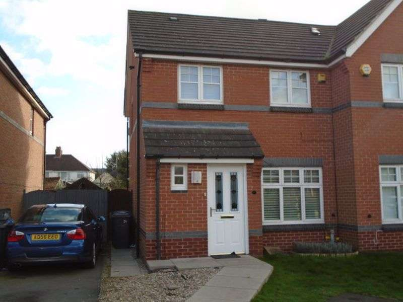 3 Bedrooms Property for sale in Whitworth Avenue, Hinckley