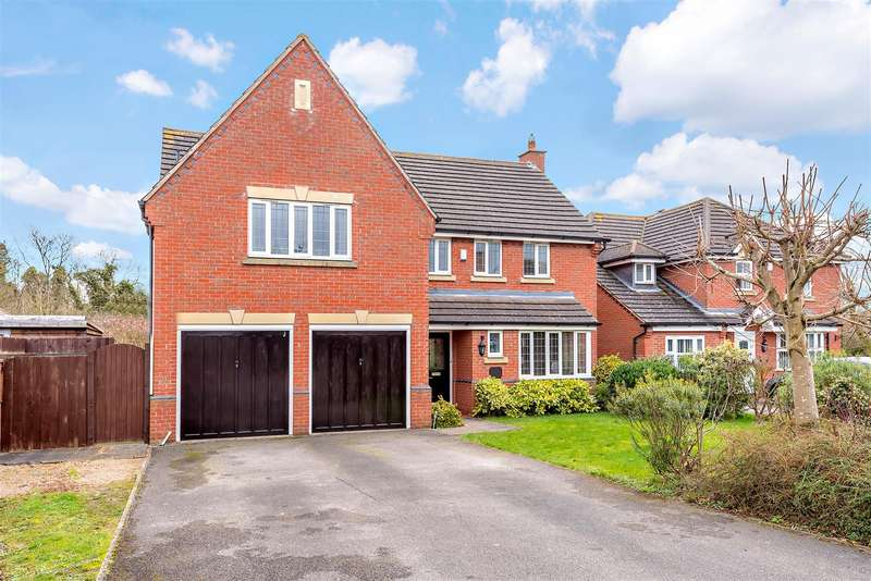 5 Bedrooms Detached House for sale in Beresford Drive, Sudbrooke, Lincoln