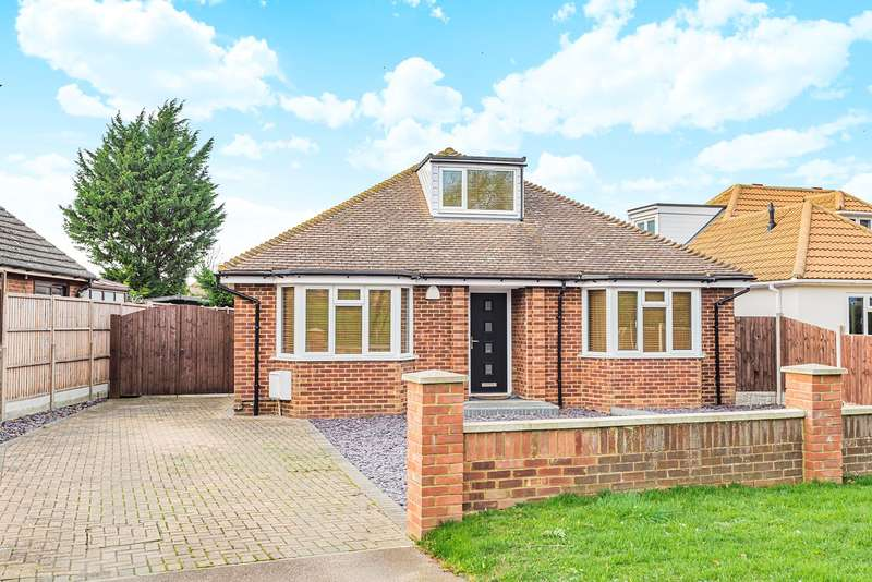 4 Bedrooms Detached House for sale in Grove Road, Hitchin, SG5