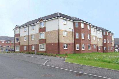 2 Bedrooms Flat for sale in Gartmore Road, Airdrie, North Lanarkshire
