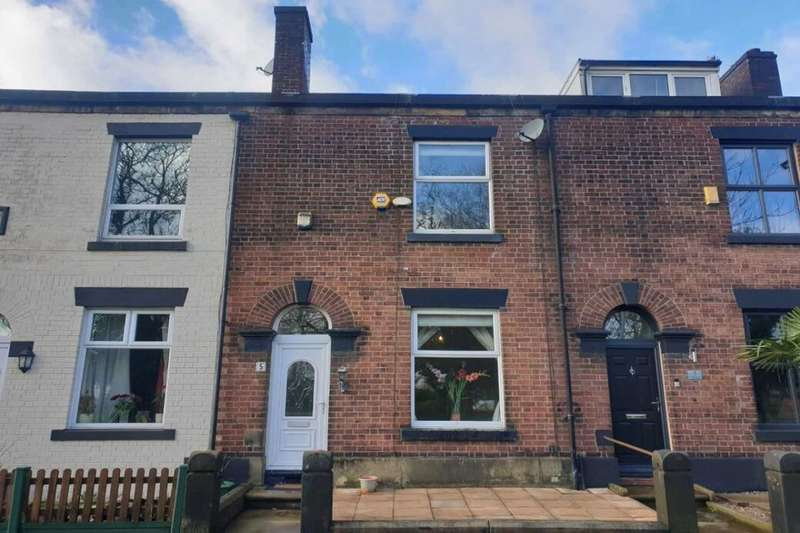 4 Bedrooms Property for sale in Newbold Street, Bury, BL8