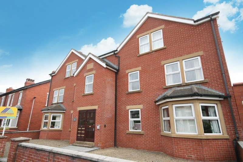 2 Bedrooms Flat for sale in Patterson Court, Freckleton Street, Lytham