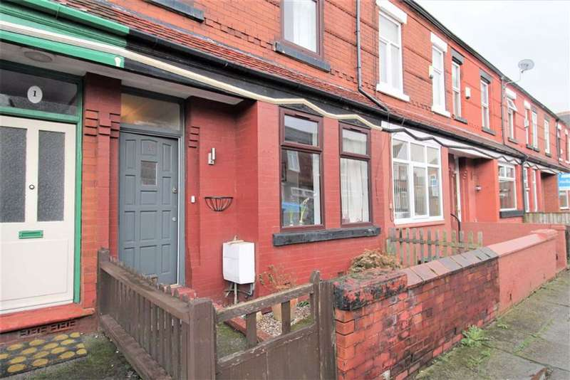 3 Bedrooms Terraced House for sale in Whalley Avenue, Levenshulme, Manchester