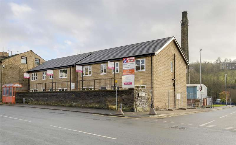 3 Bedrooms Semi Detached House for sale in Newchurch Road, Stacksteads, Bacup