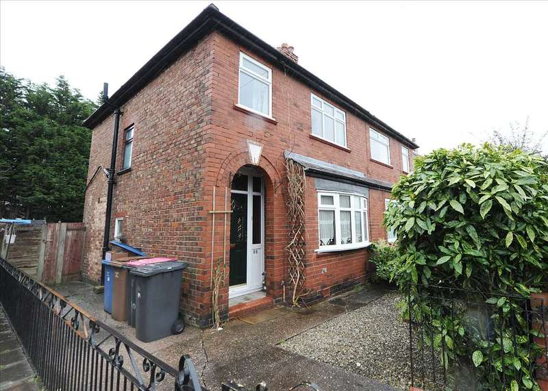 3 Bedrooms Semi Detached House for sale in 86 Fir Street, Cadishead M44 5AG