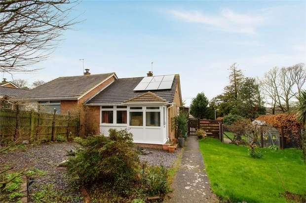 2 Bedrooms Semi Detached Bungalow for sale in Sandhurst Road, Tunbridge Wells, Kent