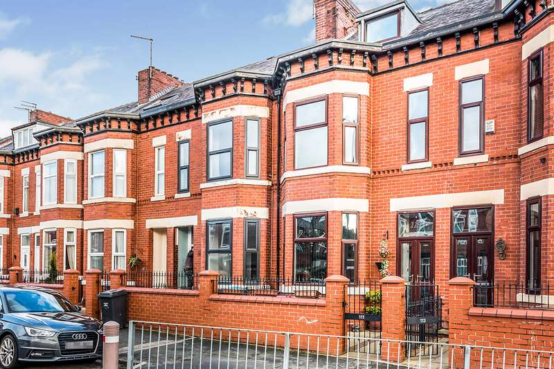4 Bedrooms House for sale in Seedley Park Road, Salford, Greater Manchester, M6