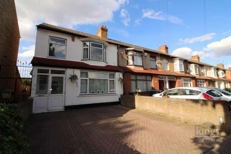 3 Bedrooms End Of Terrace House for sale in Southfield Road, Enfield