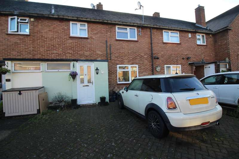 2 Bedrooms Terraced House for sale in Whitefields Road, Cheshunt, Waltham Cross