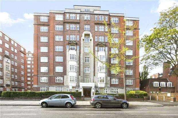 Apartment Flat for sale in Grove Hall Court, Hall Road, London, NW8