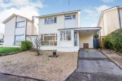 3 Bedrooms Detached House for sale in Park Gate, Southampton, Hampshire