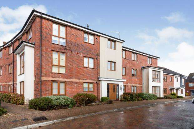2 Bedrooms Flat for sale in Peggs Way, Basingstoke, Hampshire
