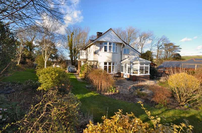 3 Bedrooms Detached House for sale in Ashknowle Lane, Whitwell