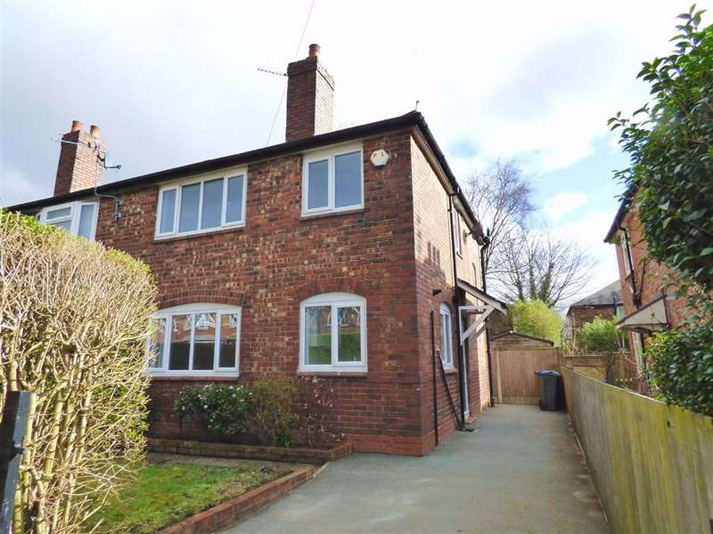 3 Bedrooms Semi Detached House for sale in Lindleywood Road, Fallowfield, Manchester, M14