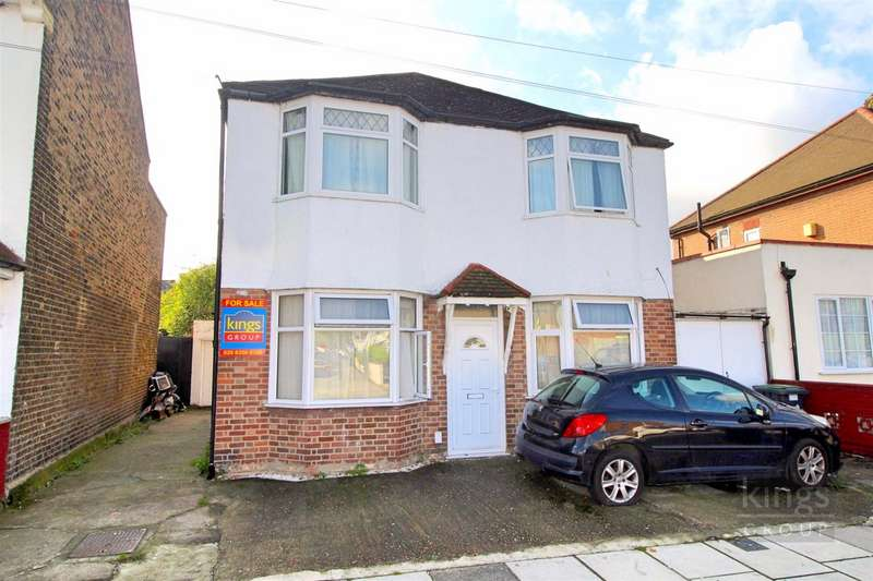 2 Bedrooms Maisonette Flat for sale in Cavendish Road, Edmonton, N18