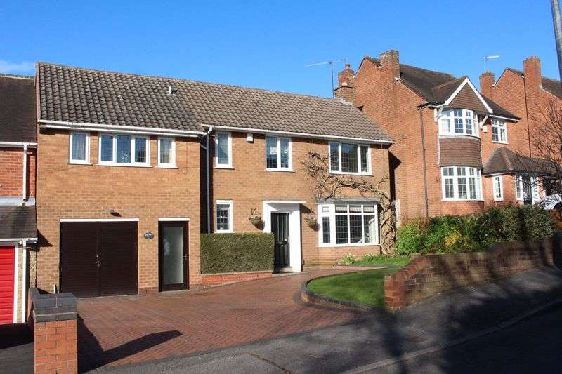5 Bedrooms Property for sale in KINGSWINFORD, The Knoll