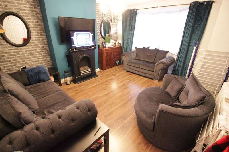 3 Bedrooms Terraced House for sale in Grant Road, Liverpool