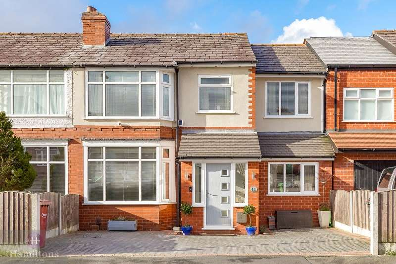 4 Bedrooms Semi Detached House for sale in Bramhall Avenue, Bolton, Greater Manchester. BL2 4EL