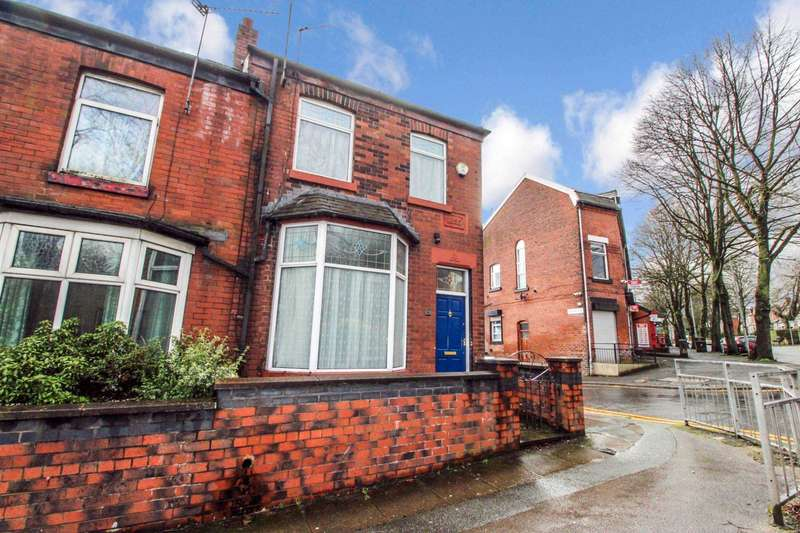 3 Bedrooms End Of Terrace House for sale in Park Road, Bolton