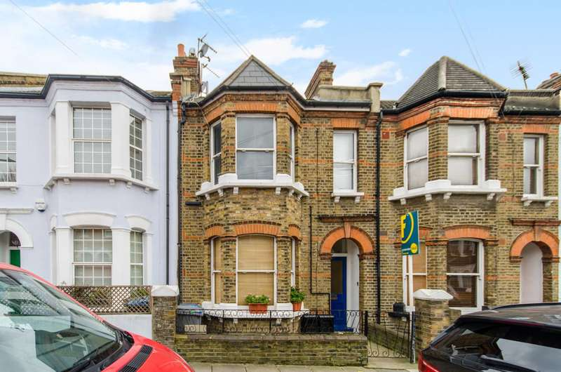 2 Bedrooms Flat for sale in College Road, Kensal Green, NW10