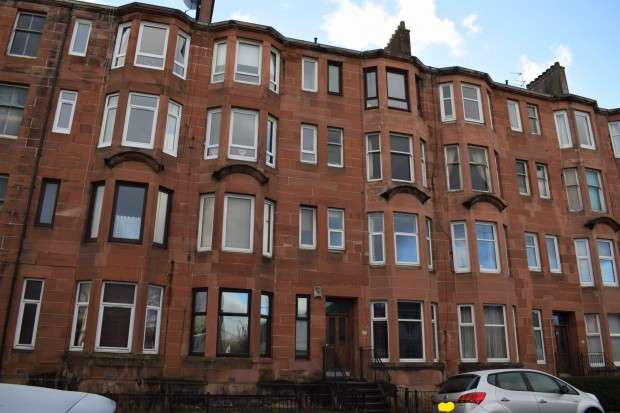 1 Bedroom Flat for sale in Flat 1/1 83 Barlogan Avenue, Glasgow, G52