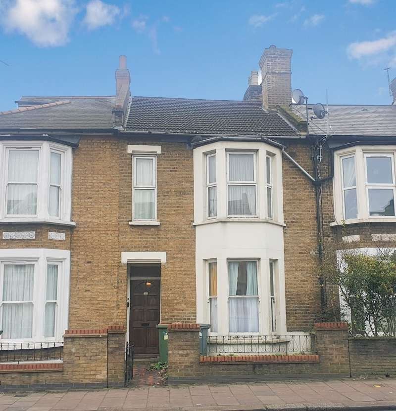 4 Bedrooms Terraced House for sale in Upton Lane, Forest Gate, London, E7 9PJ