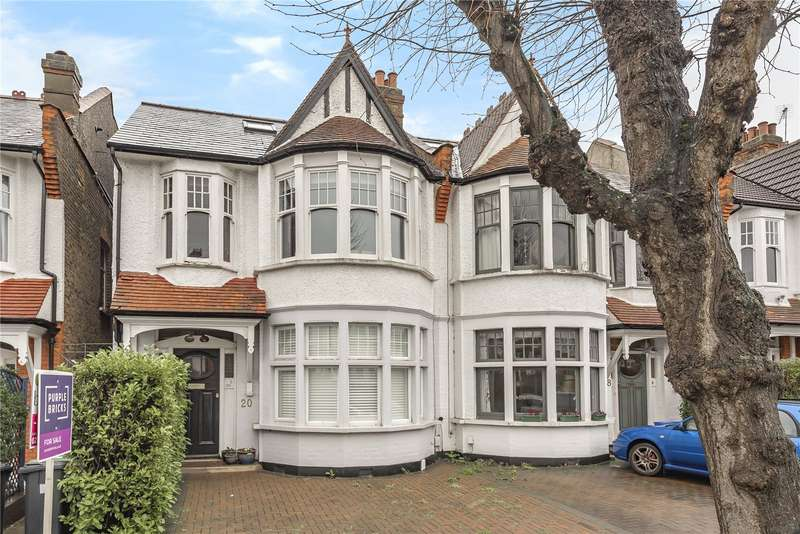 4 Bedrooms Flat for sale in St Georges Road, Palmers Green, London, N13
