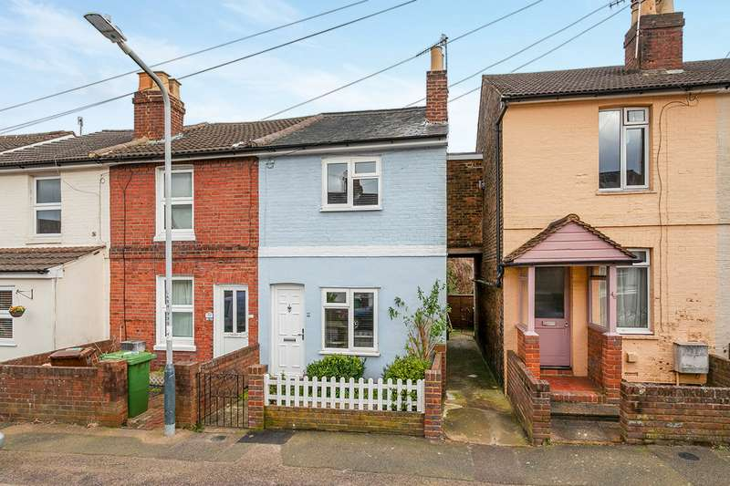 2 Bedrooms Semi Detached House for sale in Auckland Road, Tunbridge Wells, Kent, TN1