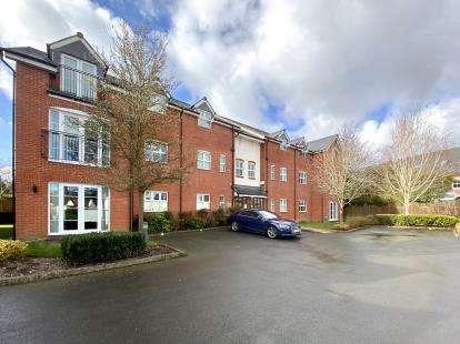 2 Bedrooms Flat for sale in Rosemont House, 15A Poplar Road, Dorridge, Solihull
