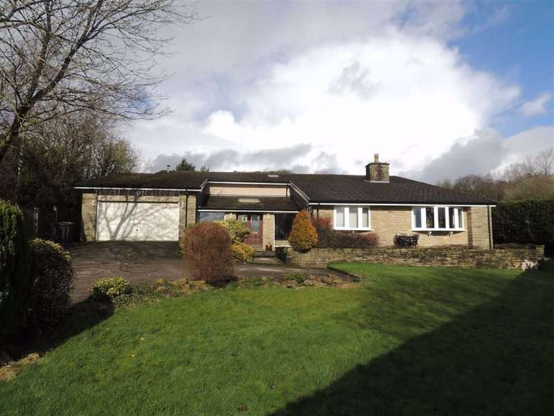 5 Bedrooms Detached House for sale in Rowarth, High Peak