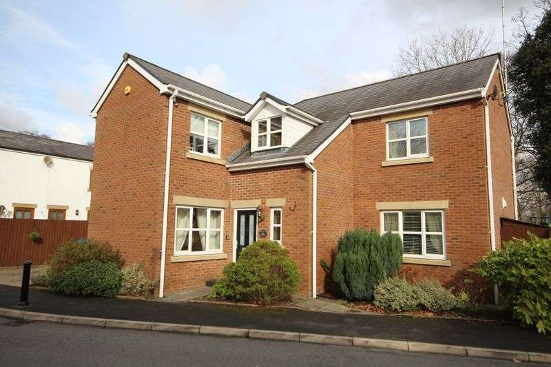 4 Bedrooms Property for sale in PARGATE CHASE, Norden, Rochdale OL11 5DZ
