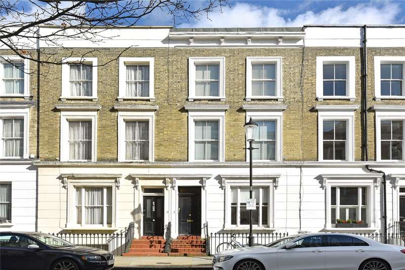 2 Bedrooms Flat for sale in Ifield Road, Earls Court, London, SW10