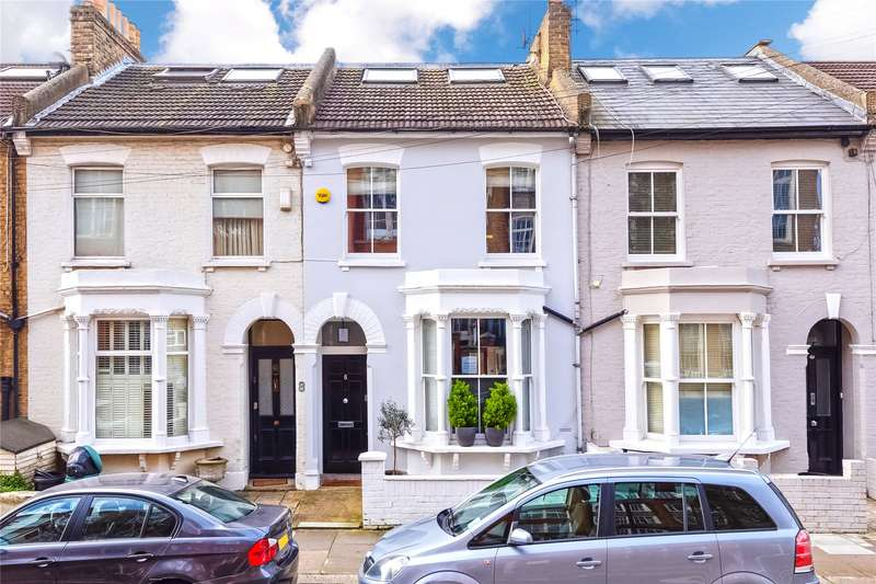 4 Bedrooms Terraced House for sale in Gilstead Road, London, SW6