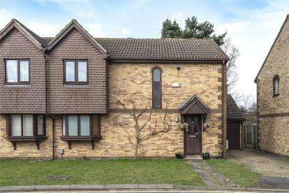 3 Bedrooms Semi Detached House for sale in Turners Meadow Way, Beckenham