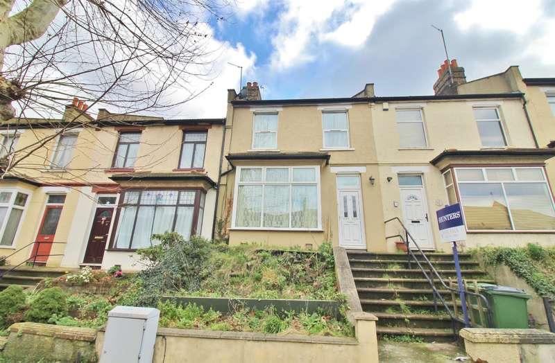 3 Bedrooms Terraced House for sale in Basildon Road, Abbey Wood, London, SE2 0EW