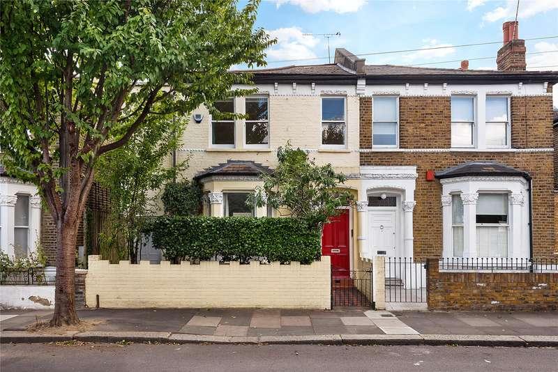 4 Bedrooms Semi Detached House for sale in Octavia Street, Battersea, London, SW11
