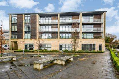2 Bedrooms Flat for sale in Court View House, Aalborg Place, Lancaster, LA1
