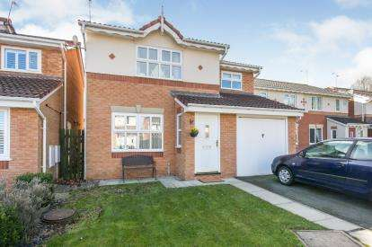 3 Bedrooms Detached House for sale in St. Kilda Close, Ellesmere Port, Cheshire, CH65