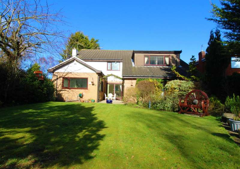 6 Bedrooms Detached House for sale in Moss Side, Formby, Liverpool