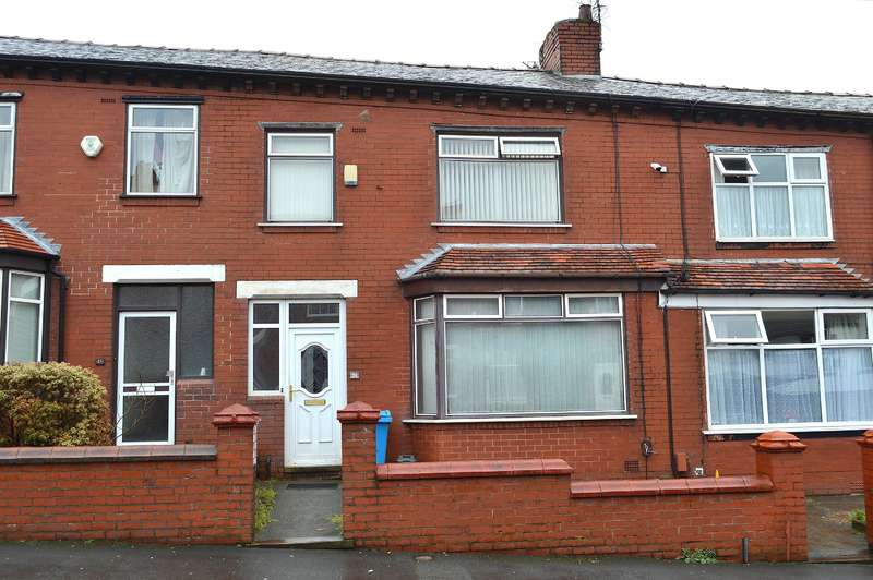 3 Bedrooms Terraced House for sale in Cheviot Avenue, Coppice, Oldham, OL8 4HD