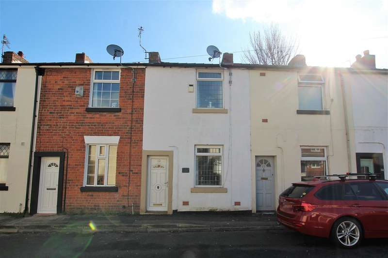 2 Bedrooms Terraced House for sale in Alma Row, Hoghton, Preston