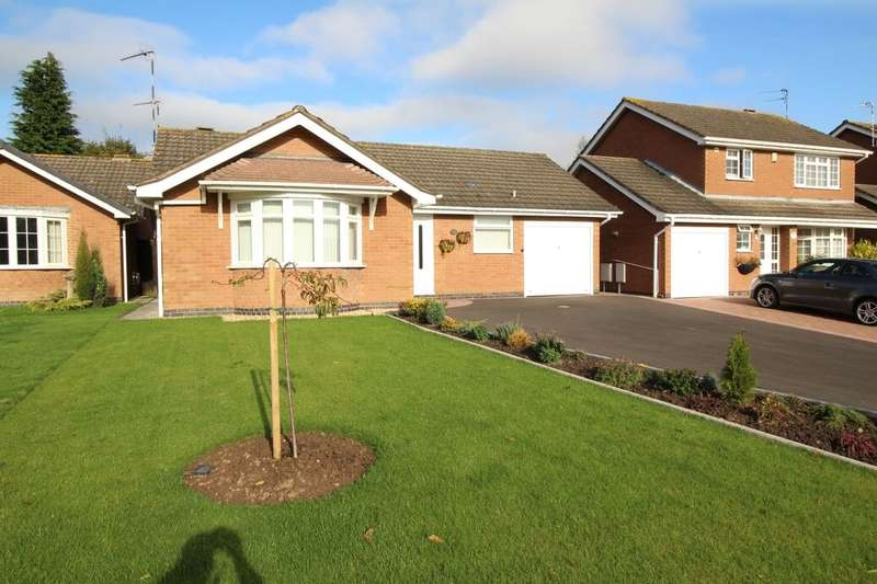 2 Bedrooms Detached Bungalow for sale in The Maples, Bedworth, CV12