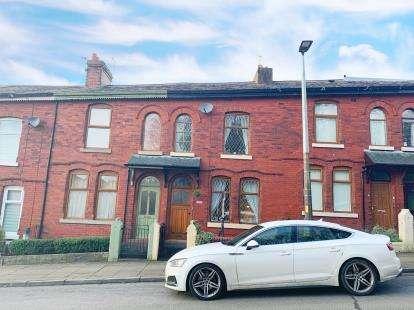 2 Bedrooms Terraced House for sale in Selous Road, Blackburn, Lancashire, ., BB2