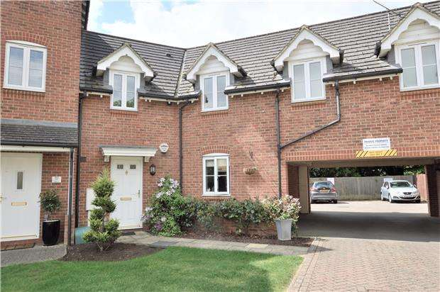 3 Bedrooms End Of Terrace House for sale in The Sidings, Dunton Green, SEVENOAKS, Kent, TN13 2YD