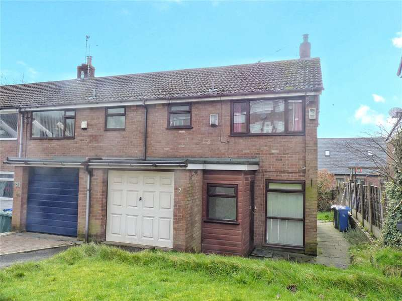 3 Bedrooms Terraced House for sale in Schoolside Lane, Middleton, Manchester, M24