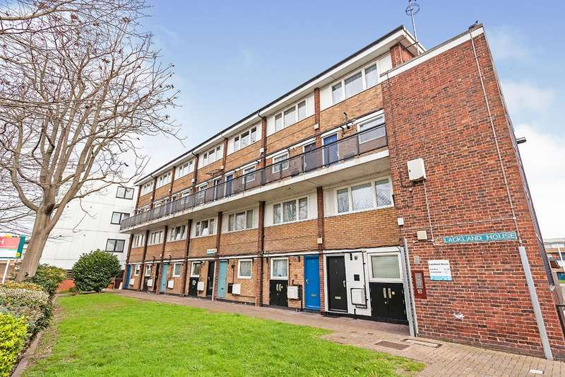 2 Bedrooms Apartment Flat for sale in Lackland House, Rowcross Street, London, SE1